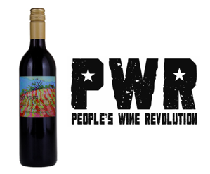 People's Wine Revolution Zinfandel Poor Ranch Mendocino County