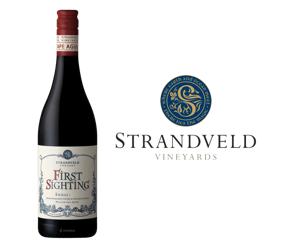 Strandveld Vineyards First Sighting Shiraz