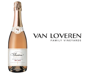 Van Loveren Methode Cap Classique Brut Rosé