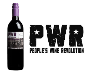 "People's Wine Revolution Petite Sirah ""Bea's Knees"" Oberti Vineyard Suisun Valley"